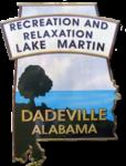 City of Dadeville Alabama - Relaxation and Recreation ~ Lake Martin Alabama