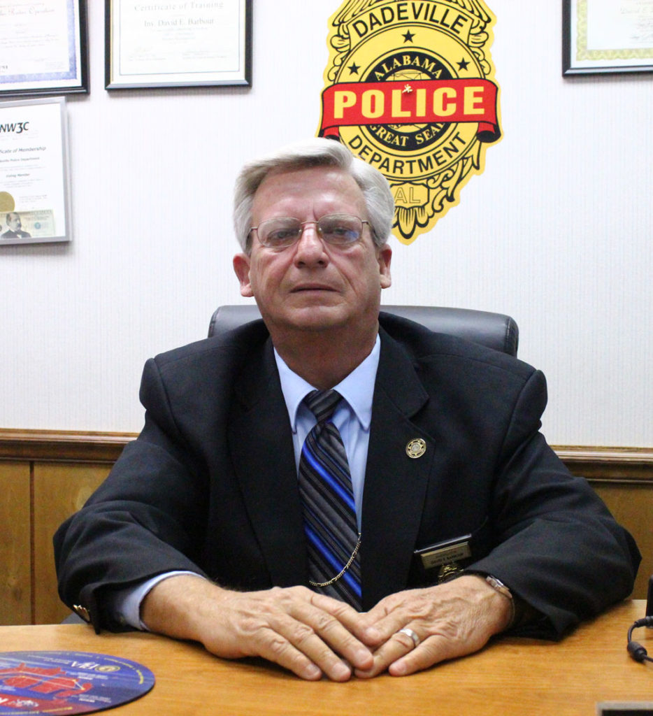 David Barbor ~ Chief of Police
