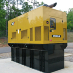 An onsite backup generator assures the plant operates 24/7 without fail.