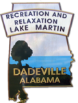 City of Dadeville Alabama - Relaxation and Recreation ~ Lake Martin Alabama
